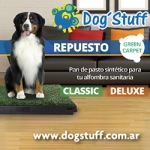 Dogstuff Green Carpet Repuesto